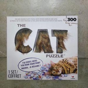 CARDINAL The Cat puzzle 300 pieces